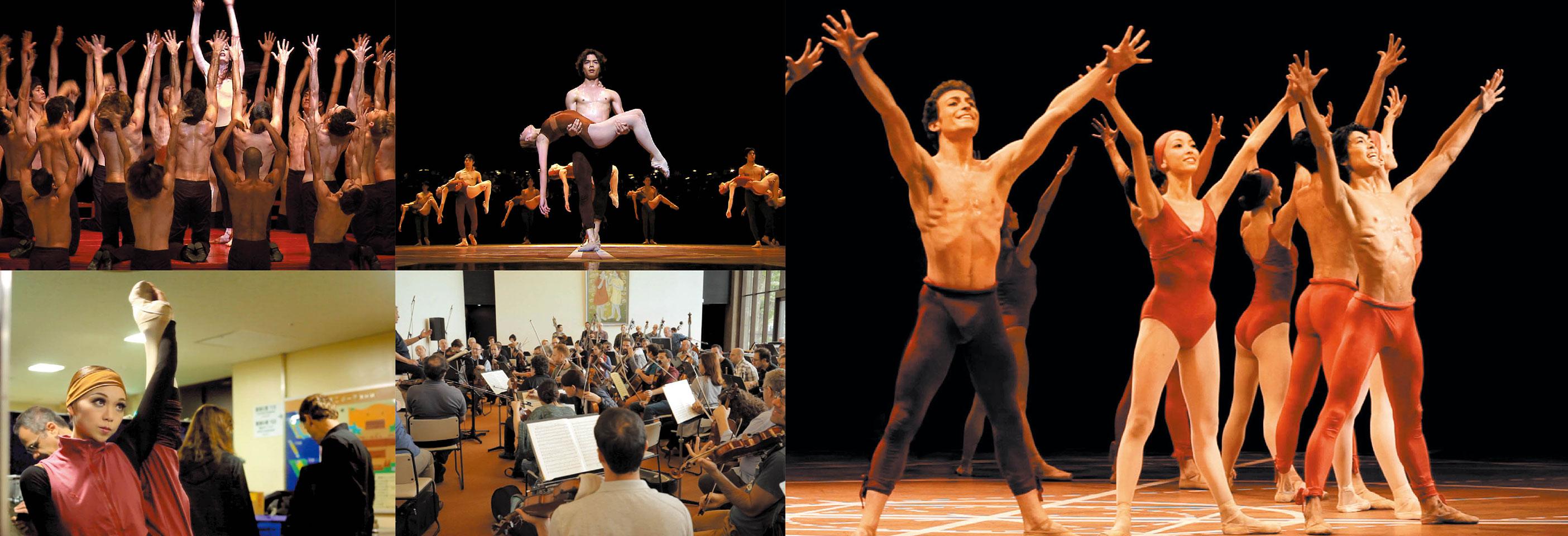 ac832e7e15612 その奇跡のステージを作り上げるまでの過酷な練習や度重なるリハーサル、ダンサーたちの情熱や苦悩といったバックステージを描いたドキュメンタリーが『ダンシング・  ...